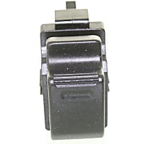Window Switch - Black, 1-Button