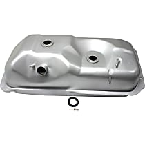 Fuel Tank, 19 gallons / 72 liters - 4WD, Extended Cab or Long Bed
