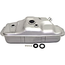 Fuel Tank, 14 gallons / 53 liters - 2WD, With Fuel Inj., From 04/89