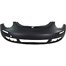 Front Bumper Cover, Primed, CAPA CERTIFIED