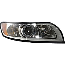 Headlight - Passenger Side, 2008-2011 Style, With Bulb(s)