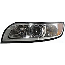 Headlight - Driver Side, 2008-2011 Style, With Bulb(s)