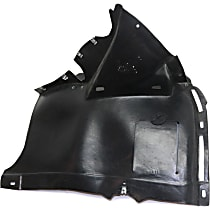 Fender Liner - Front, Passenger Side, Manual Transmission