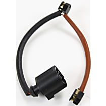 Replacement Brake Pad Sensor - Direct Fit, Rear