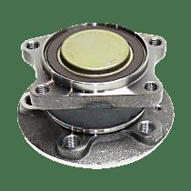Rear Wheel Hub Bearing Assembly Driver or Passenger Side For FWD Models