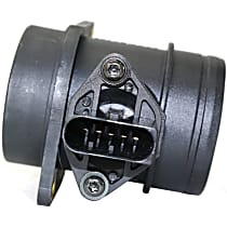 Mass Air Flow Sensor - Sensor with Housing, 4.2 Liter Engine