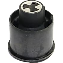 Trailing Arm Bushing - Factory Finish, Rubber, Direct Fit, Sold individually