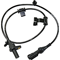Rear Passenger Side ABS Speed Sensor For AWD models - Sold individually