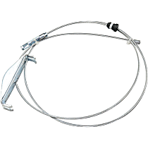 Replacement RF50290002 Parking Brake Cable - Direct Fit, Sold individually