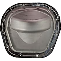 Differential Cover - Aluminum, 8 Cylinder, 6.4 Liter Engine
