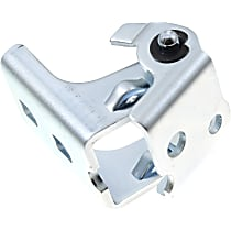 Door Hinge - Front Or Rear, Passenger Side, Upper, White, Direct Fit, Sold individually
