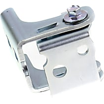 Door Hinge - Front Or Rear, Driver Side, Upper, White, Direct Fit, Sold individually