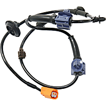 Front, Driver Side ABS Speed Sensor - Sold individually