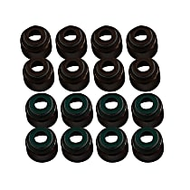Replacement RH31100001 Valve Stem Seal - Direct Fit, Set of 16