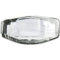 Replacement RH73290001 License Plate Light - Direct Fit, Sold individually