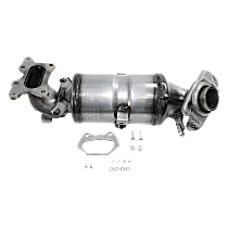 Catalytic Converter - Front, 1.8/2.0 Liter Engines