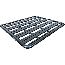 42101B Cargo Basket - Black, Aluminum, Direct Fit, Sold individually