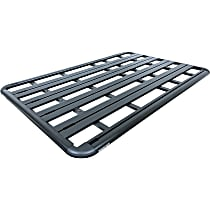 Rhino-Rack 42102B Cargo Basket - Black, Aluminum, Universal, Sold individually