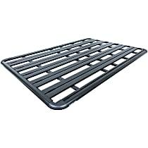 Rhino-Rack 42104B Cargo Basket - Black, Aluminum, Universal, Sold individually