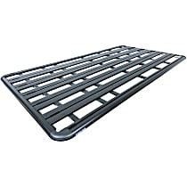 Rhino-Rack 42105B Cargo Basket - Black, Aluminum, Universal, Sold individually