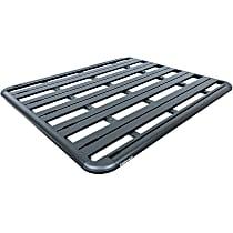 Rhino-Rack JA5853 Roof Rack - Black, Aluminum Alloy, Direct Fit, Kit