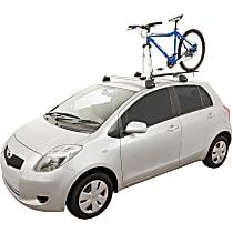 RBC036 Bike Rack - Powdercoated Black, Aluminum, Roof mount, Universal, Sold individually