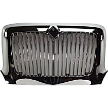 Grille, Chrome Shell and Insert
