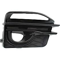 Fog Light Trim For 2014-2017 Infiniti Q50 Driver and Passenger Side