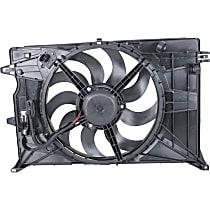 Radiator Fan Assembly, 1.4L Engine