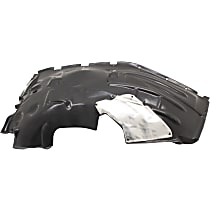 Fender Liner - Front, Passenger Side, Rubicon Model