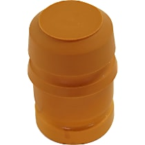 Replacement RJ28860001 Bump Stop - Yellow, Foam, Direct Fit, Sold individually