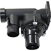 Replacement RJ31960002 Thermostat Housing - Black, Plastic, Direct Fit, Sold individually