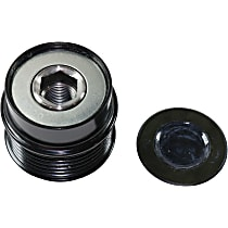 Alternator Pulley - Direct Fit, Sold individually