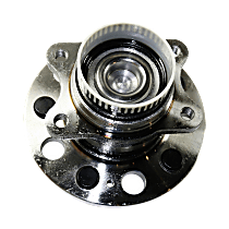 Rear Wheel Hub Bearing Assembly Driver or Passenger Side