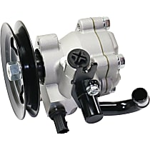 Power Steering Pump - With Pulley