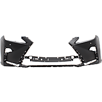 CAPA Certified Front Bumper Cover, Primed
