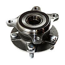 Front, Passenger Side Wheel Hub With Bearing - Sold individually