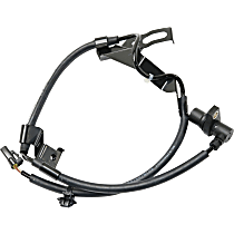 Front Driver Side ABS Speed Sensor - Sold individually