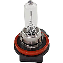 Low and High Beam Headlight Bulb, Sold individually Driver or Passenger Side