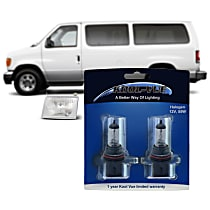Headlight Bulb - Driver and Passenger Side