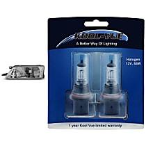 Headlight Bulb - Driver or Passenger Side, 9004 (HB1) Bulb Type