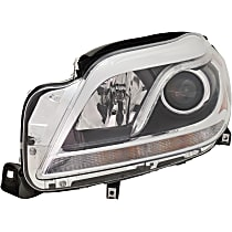 Driver Side Headlight