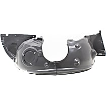 Fender Liner - Front, Driver Side, Hatchback, Base Model