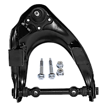 Control Arm Assembly, Front Upper Driver Side For RWD Models