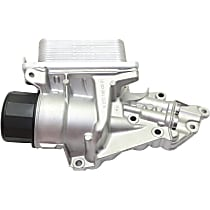 Oil Filter Housing - Direct Fit, Assembly