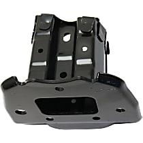 Bumper Bracket - Rear, Passenger Side, Reinforcement Bracket