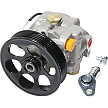 Power Steering Pump with Pulley For Models with 2.0L DOHC and 2.5L SOHC Engines