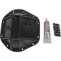 RT Off-Road RT20032 Differential Cover - Powdercoated Black, Steel, Direct Fit, Sold individually