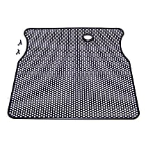 RT26023 Grille Screen - Black, Metal, Direct Fit
