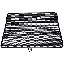 RT26029 Grille Screen - Black, Metal, Direct Fit